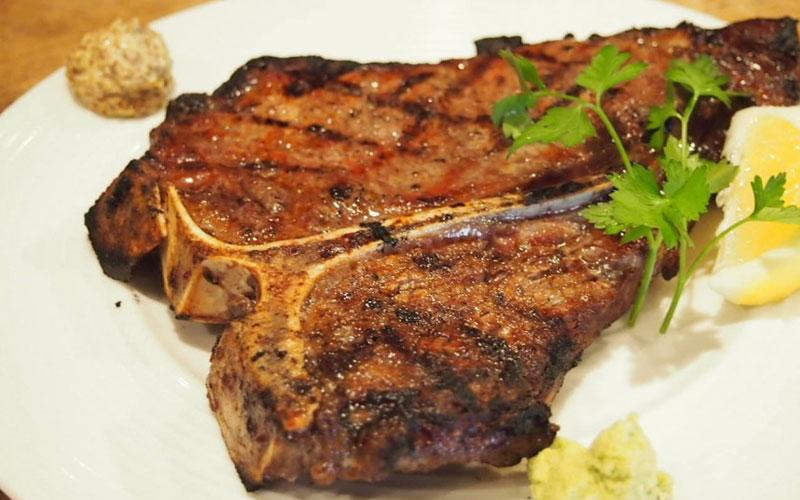 【限定5食!】1ポンド! Tボーングリルステーキ